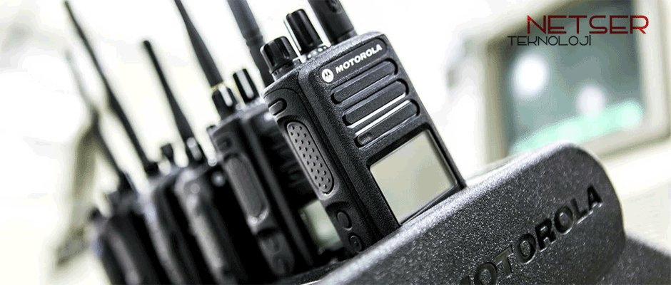 Motorola Telsiz Satışı